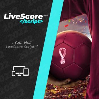 Buy LiveScore Script BETA